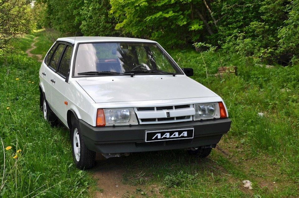Покупаем подержанный ВАЗ 2109