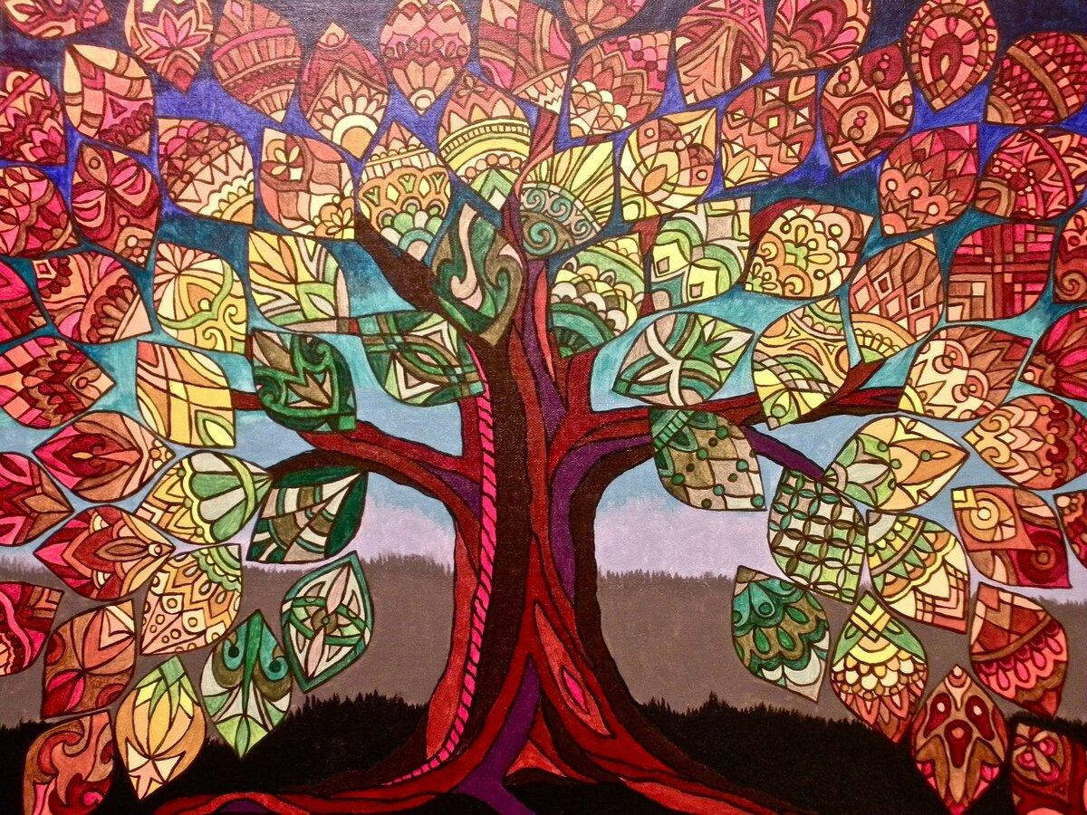 дерево життя фото праздничный стол восхитит