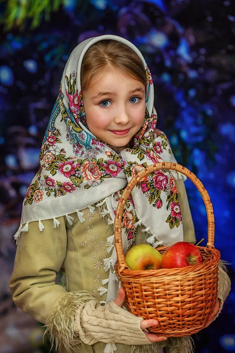 Картинки с русскими народными красавицами