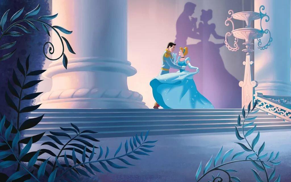 Картинка свадебная сказка