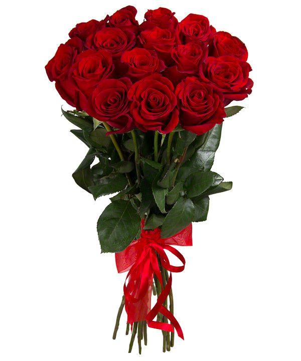Цветы пионерской, букеты красных роз