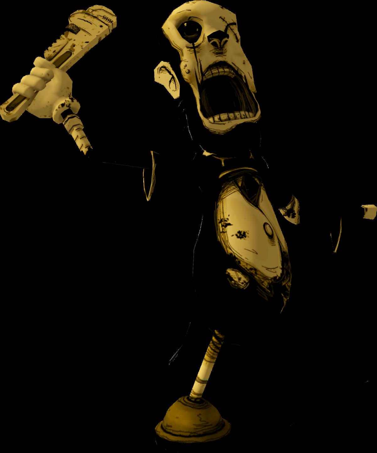 одно тех картинки персонажи из игры бенди материалы, использующиеся при