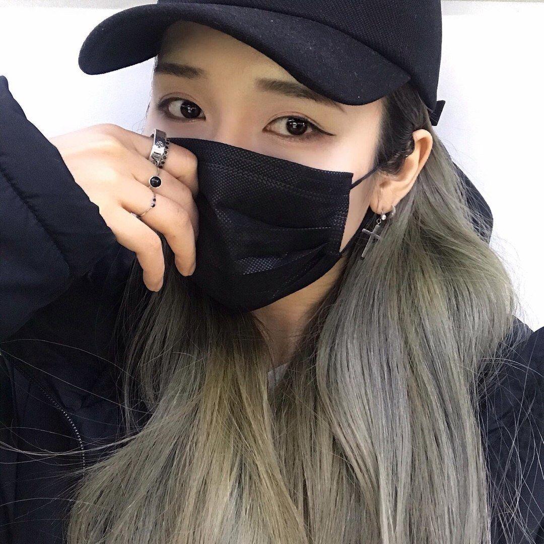 фото на аву кореянки