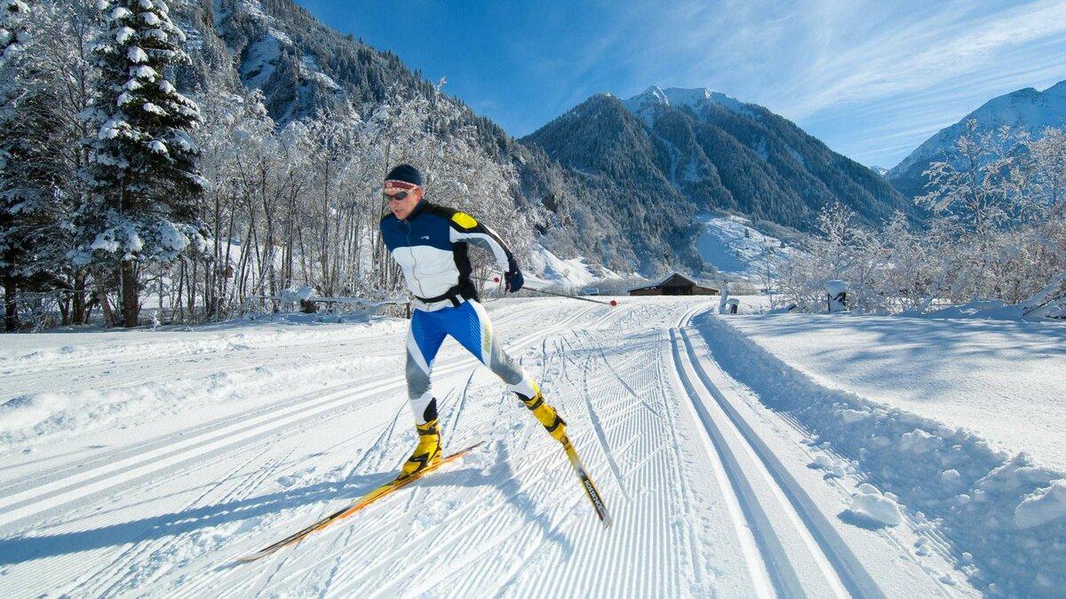 картинки с лыжницами итоге