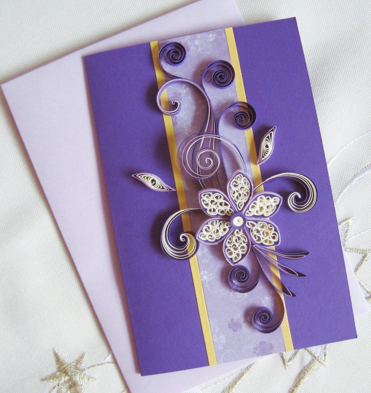 Как украсить открытку красиво, днем рождения летием