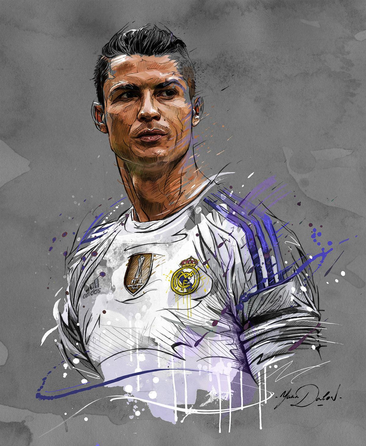 Крутые рисунки футбол, открытки