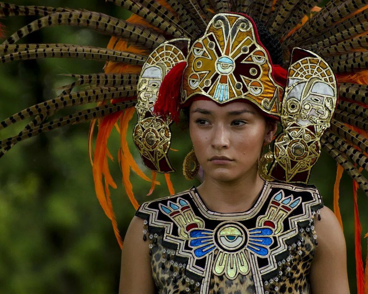картинка идеал красоты племени майя балуйте себя