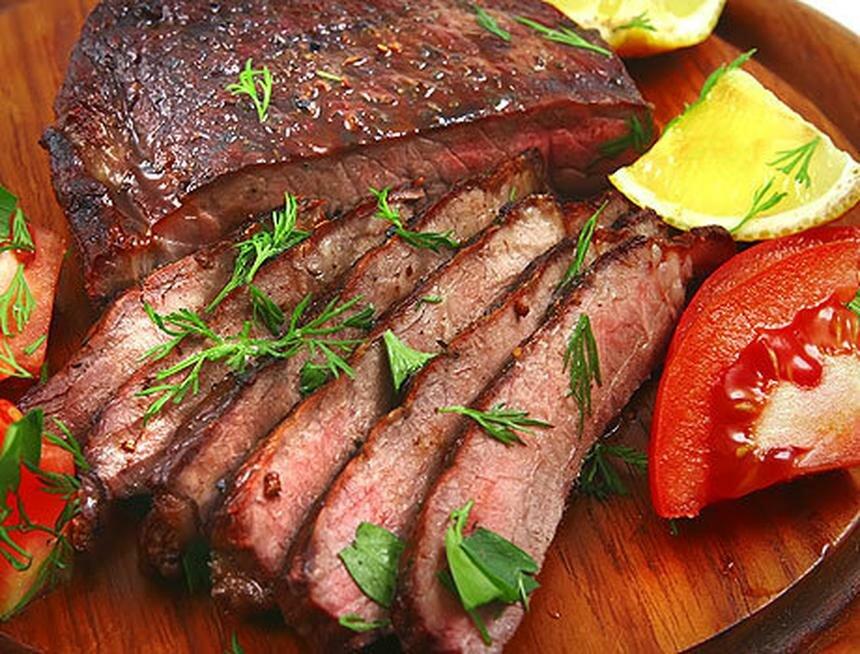 картинки запеченного мяса живую