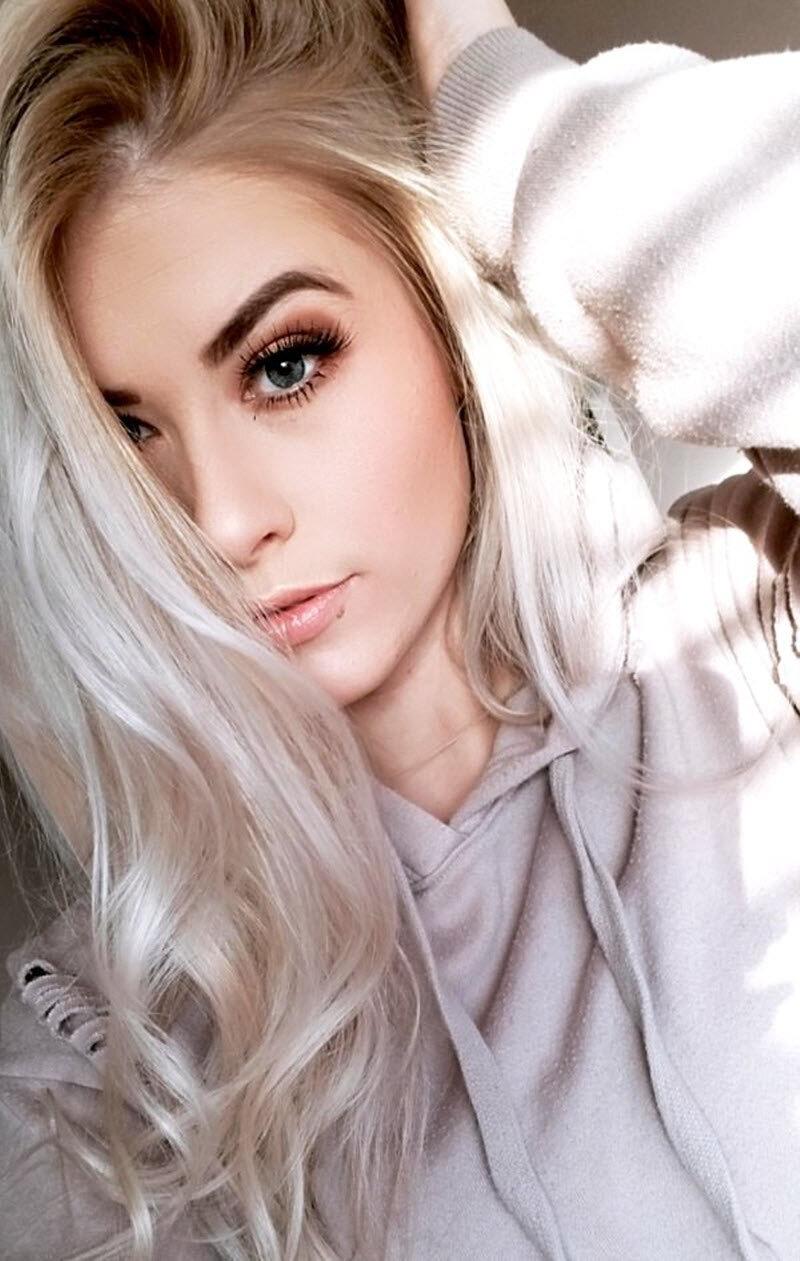 Смешные картинки, картинки девушки блондинки
