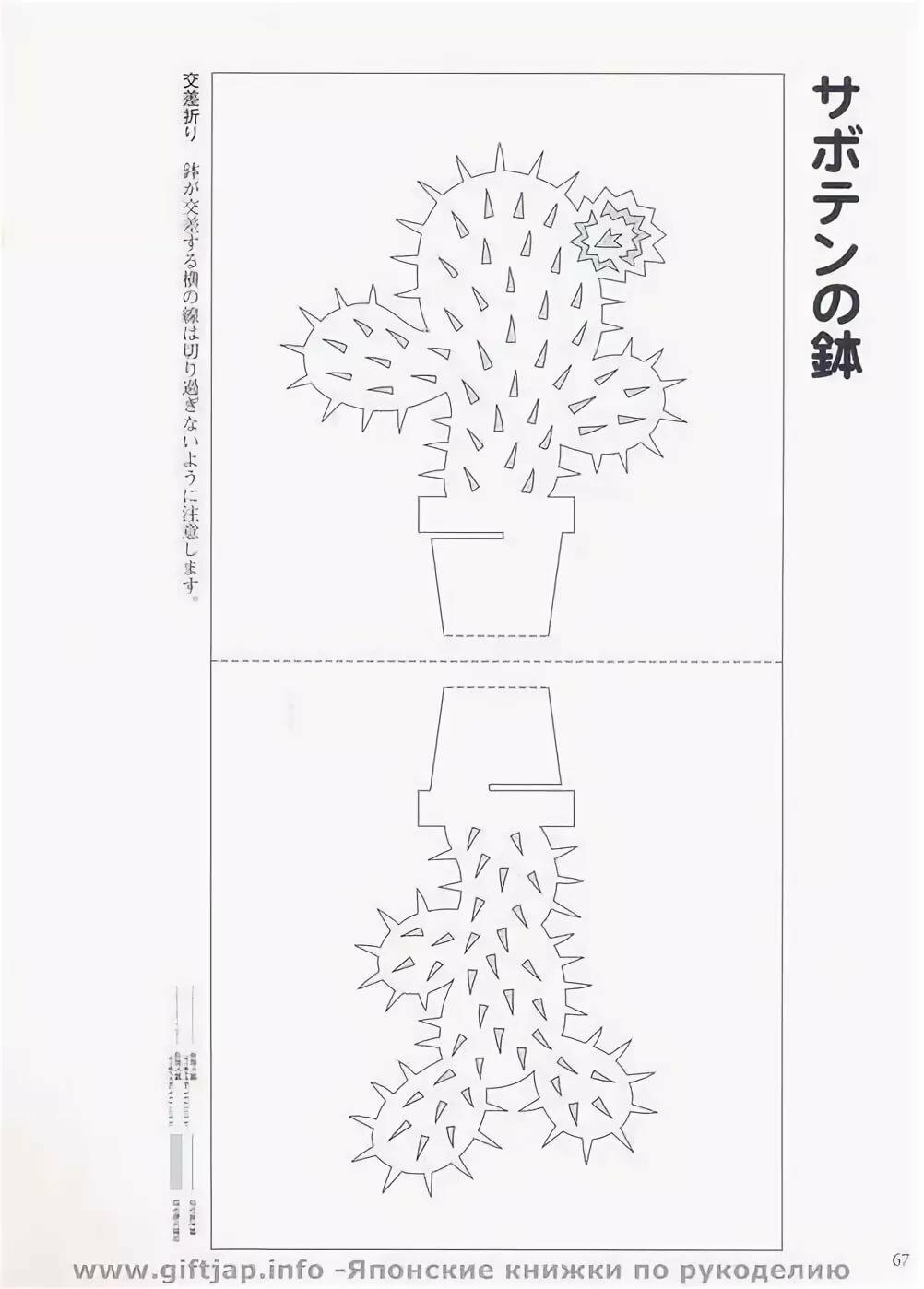 Открытка из бумаги схема, для детей