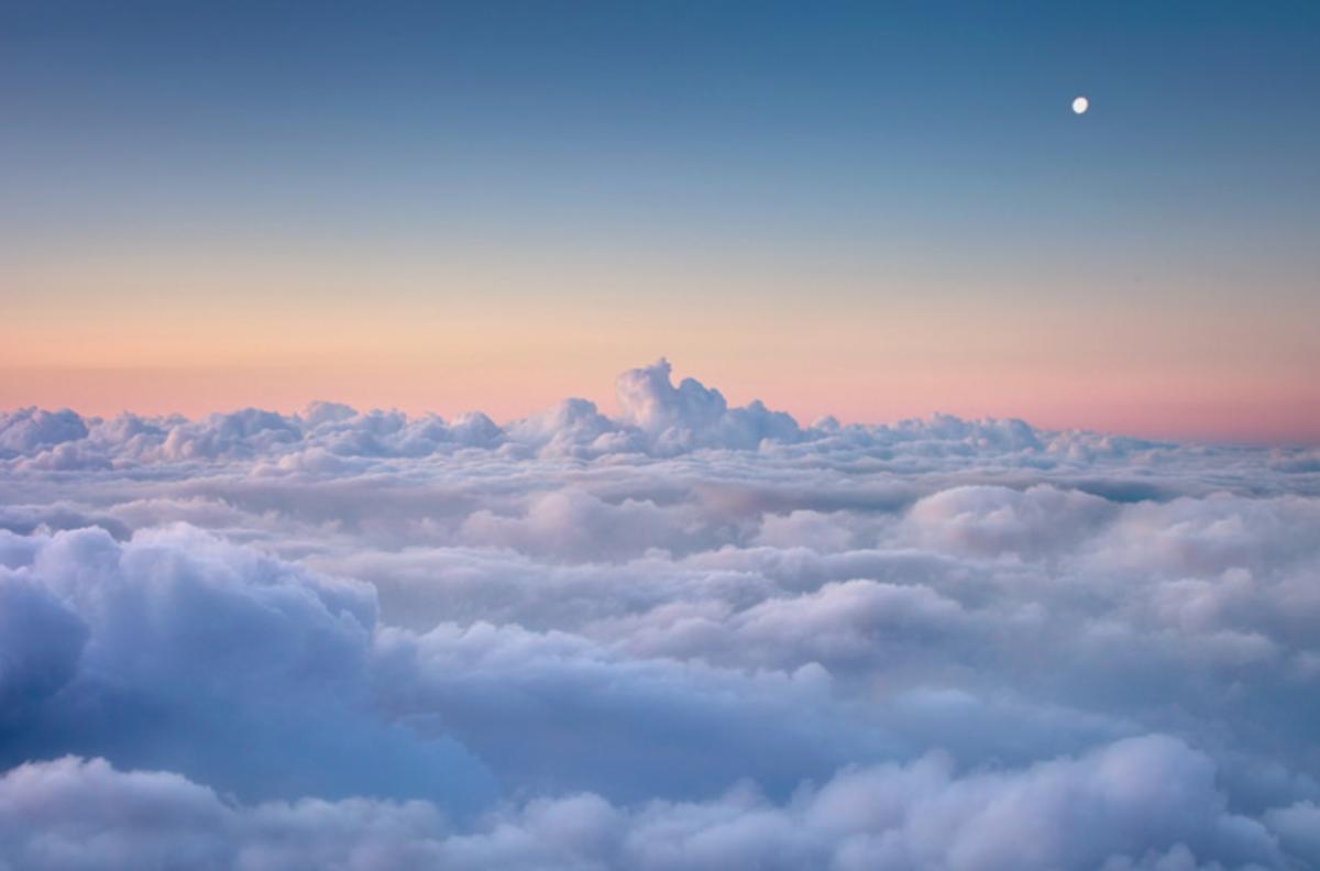 облака над облаками картинки камеру, как сестра