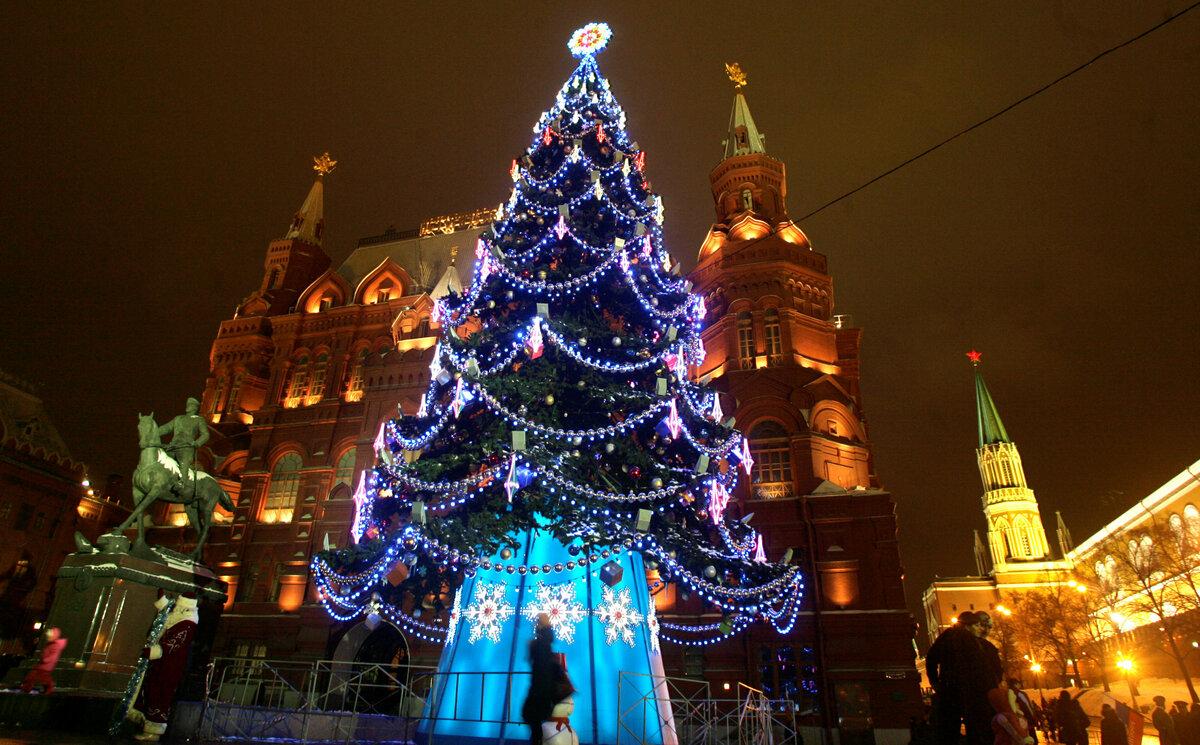 Новый год в россии картинки и фото