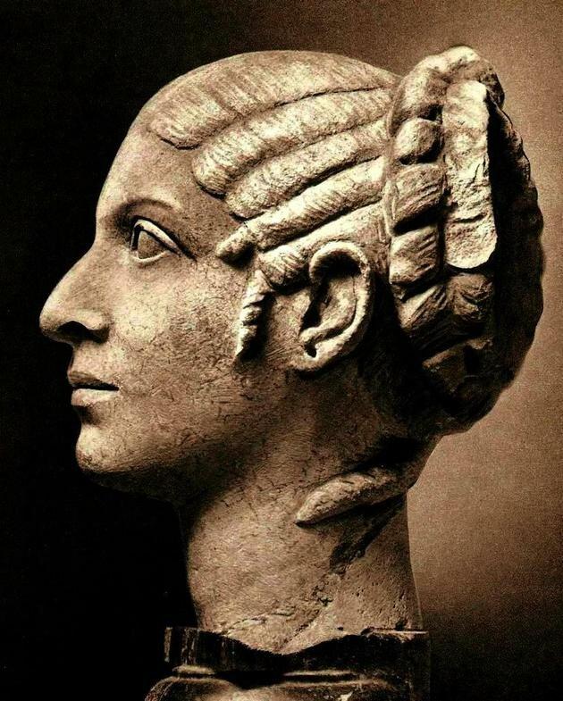 клеопатра фото царицы египта настоящие этого