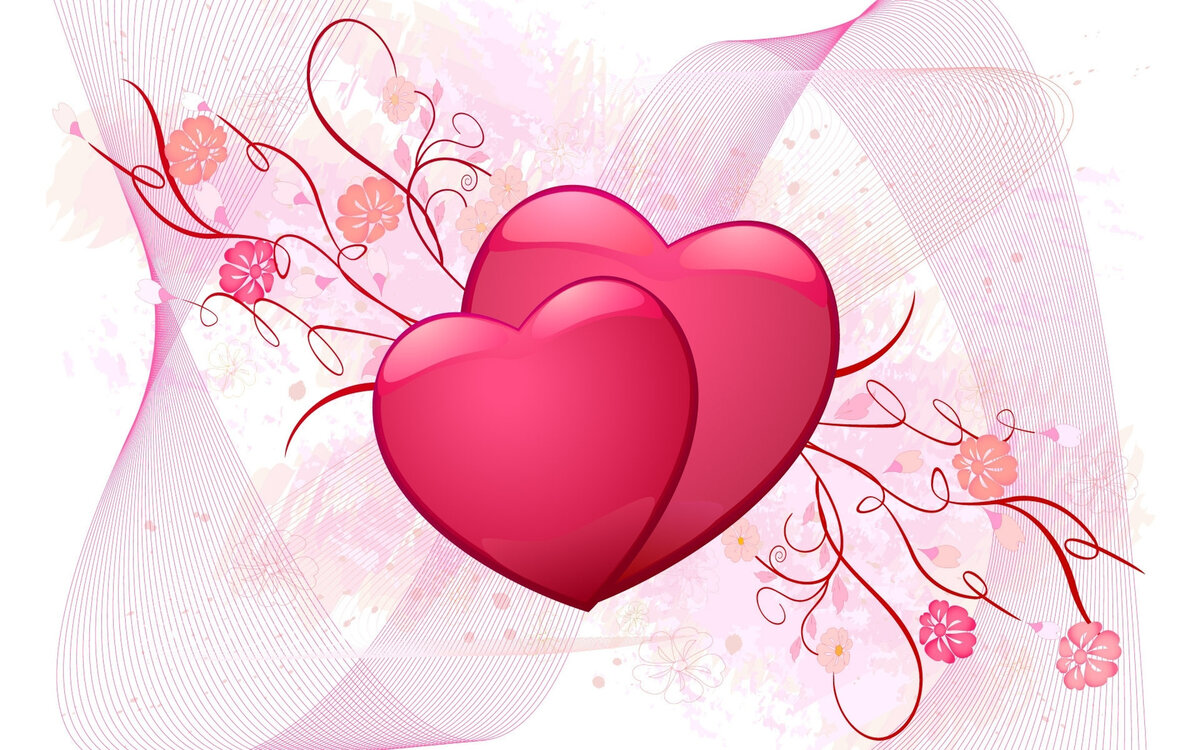 Картинки, с днем любящих сердец открытки