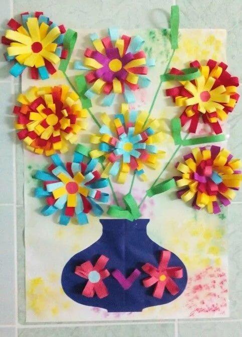 Куличами, открытка в день матери в детском саду старшая группа