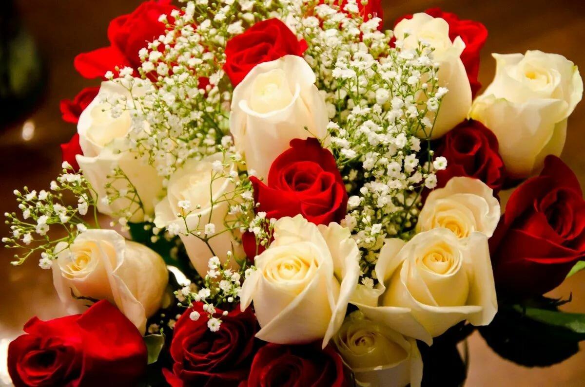 Букет день, цветы к дню рождения девушке фото