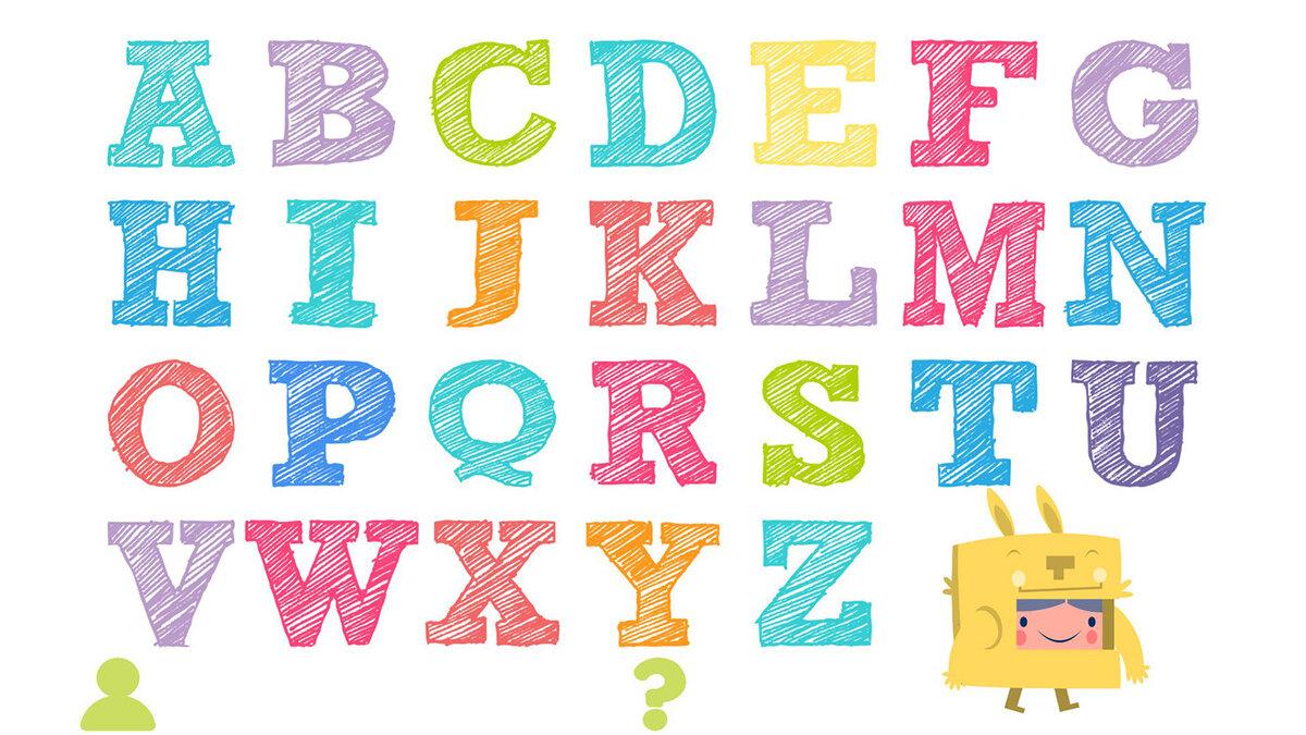 виду английский алфавит картинки объемные диска подкачке, сам