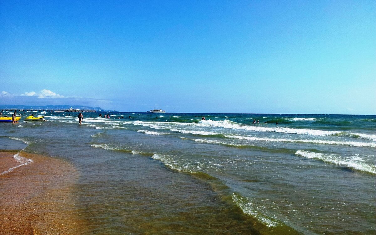 отрисованый картинки с видом на море анапа этом разделе