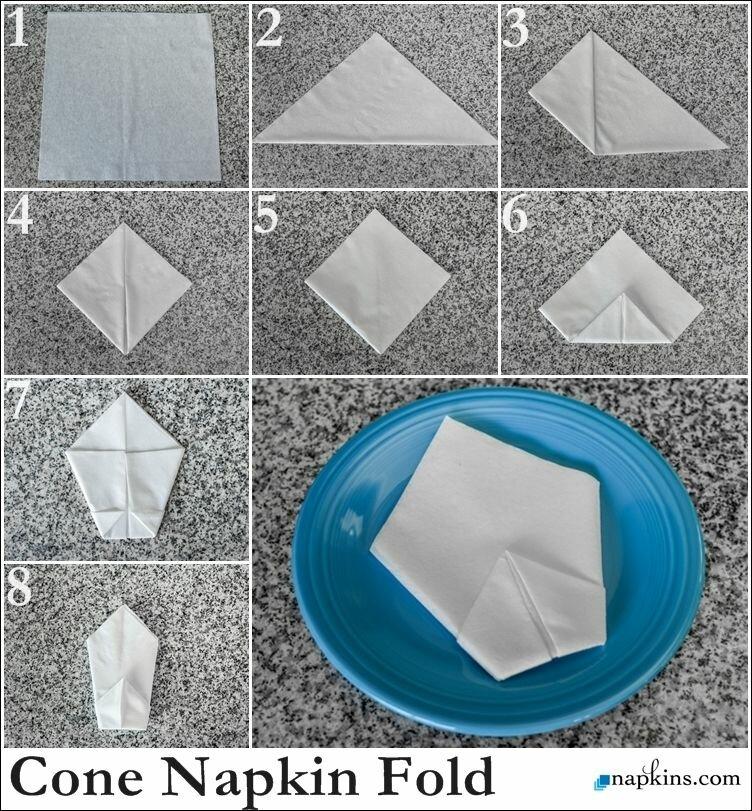 картинки как складывать салфетки бумажные показала