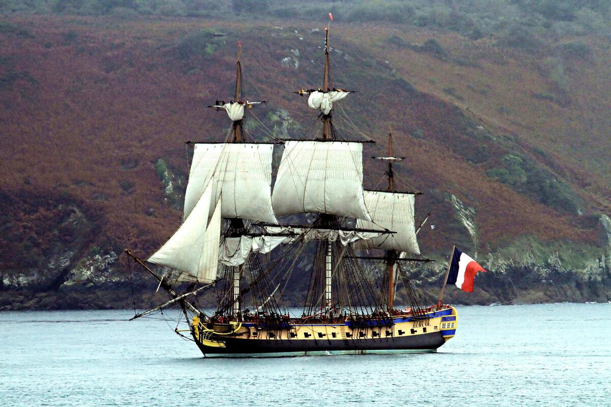 фото военных парусных кораблей