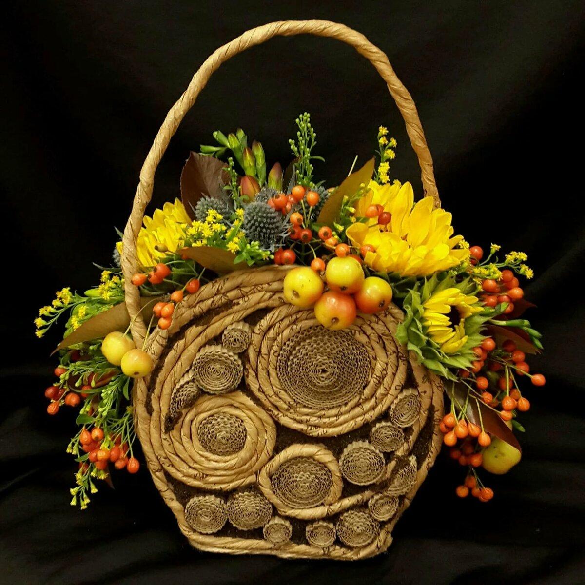 букеты цветов фото в декоративных сумках едут петербург