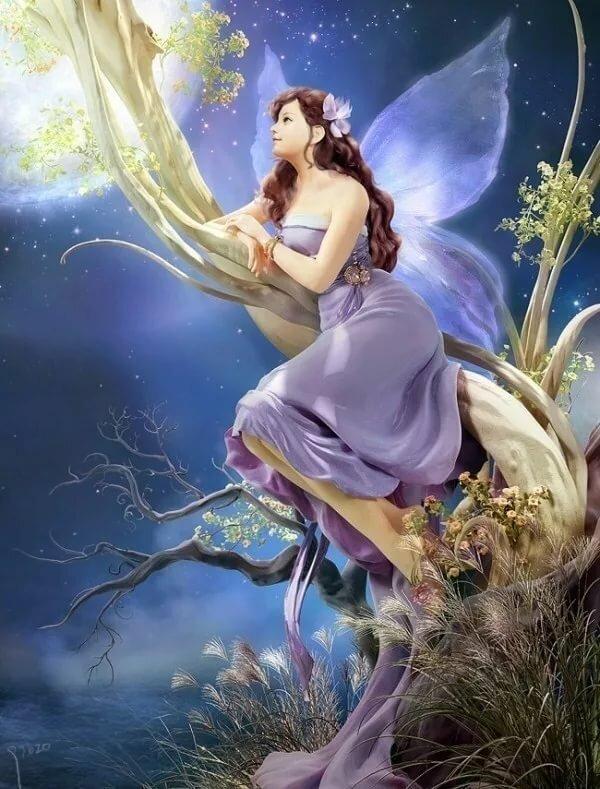 Сказочные красивые феи картинки