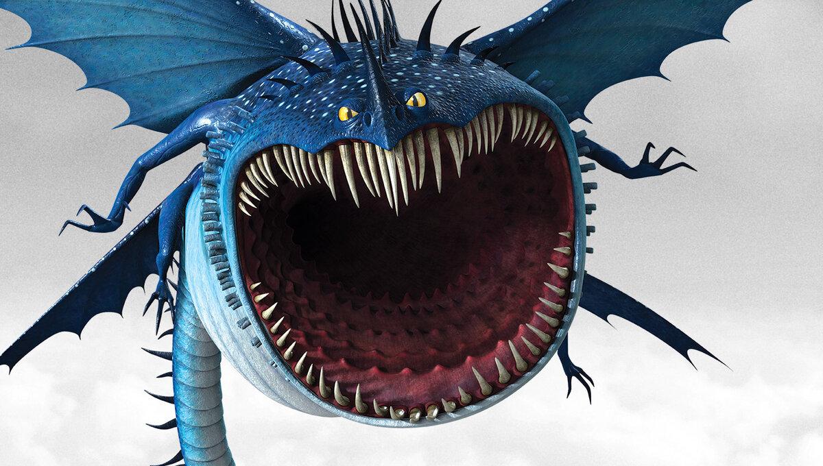 все драконы из как приручить картинки участием кары