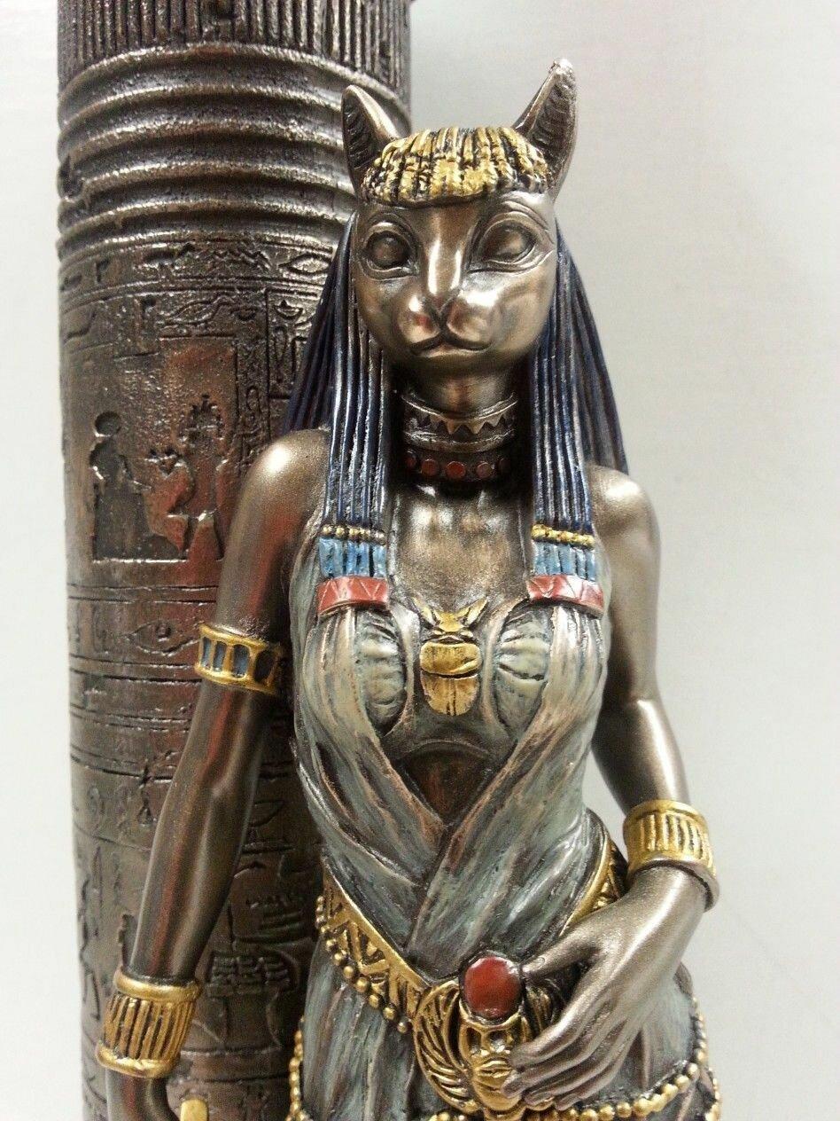 Картинка баст египетского бога