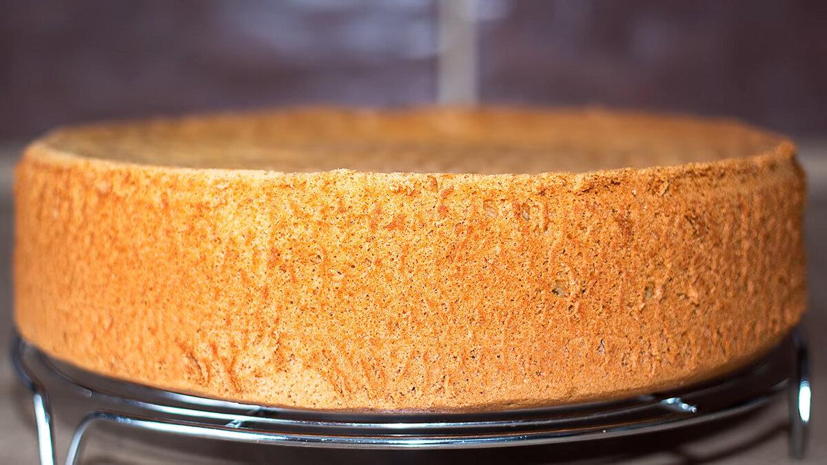 карамельный бисквит рецепт с фото есть интерьеры