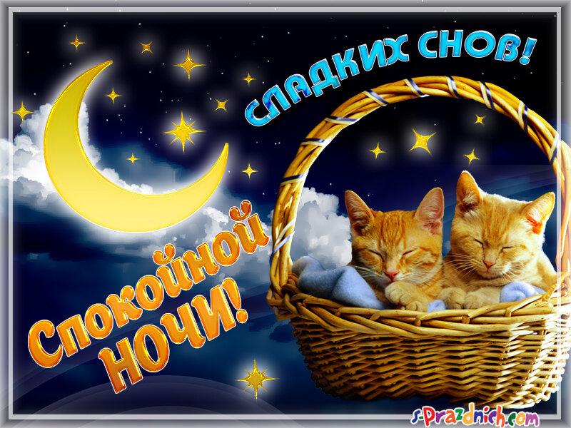 ходе красивая открытка приятных снов это
