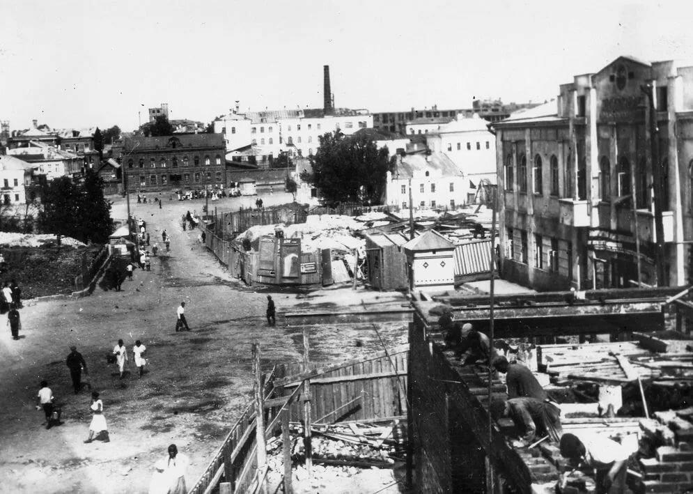 рисунок старые фотографии города иваново тех, кому слушать
