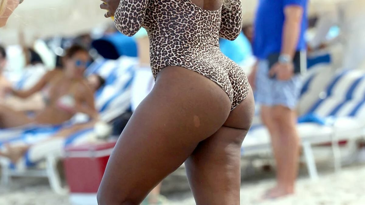 Serena williams ass shot