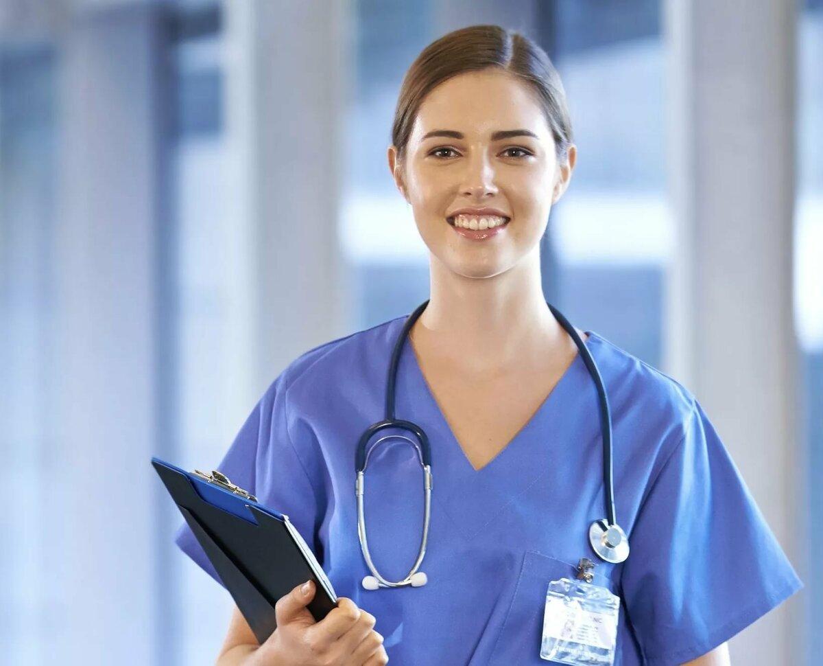 Картинки медсестры на работе