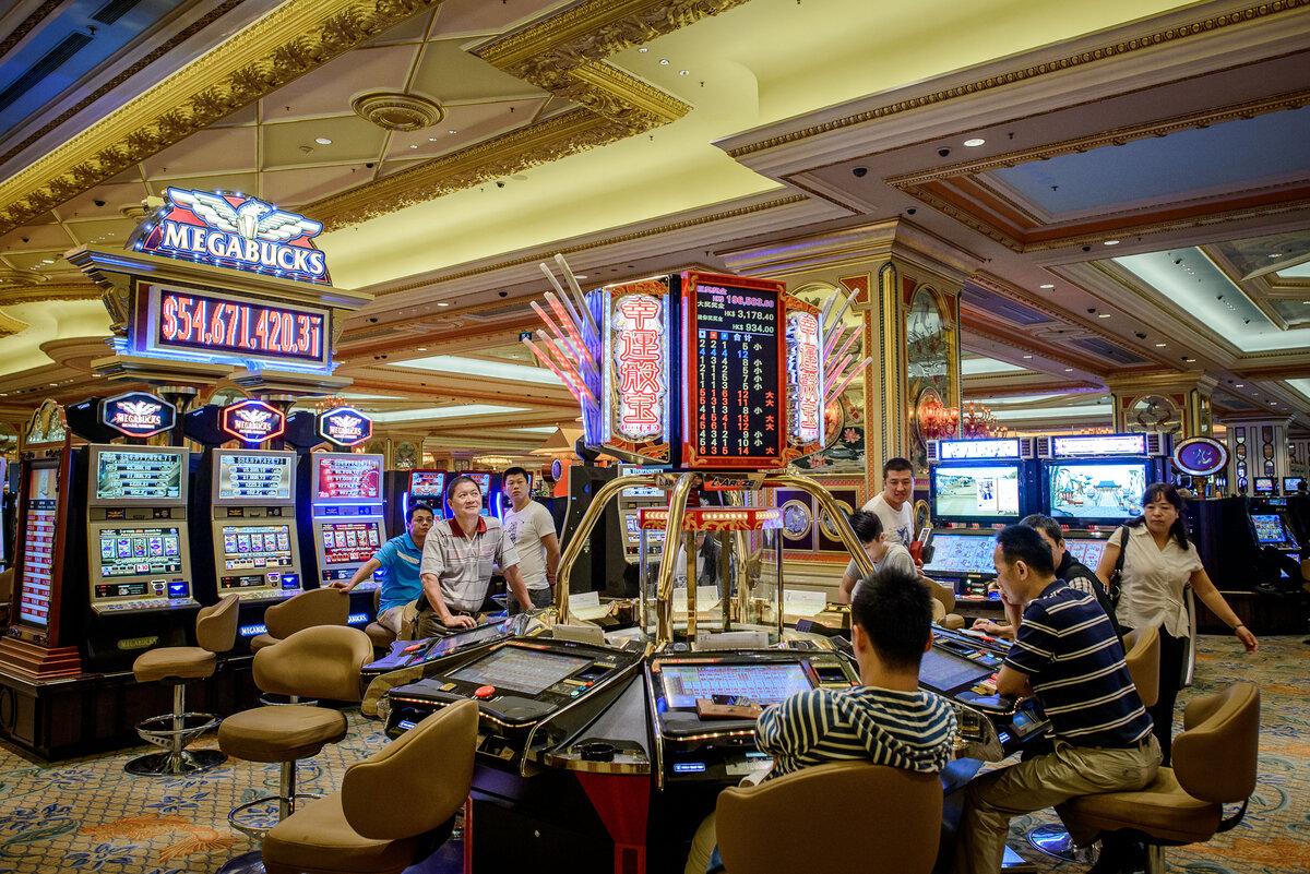 Онлайн казино Вегас