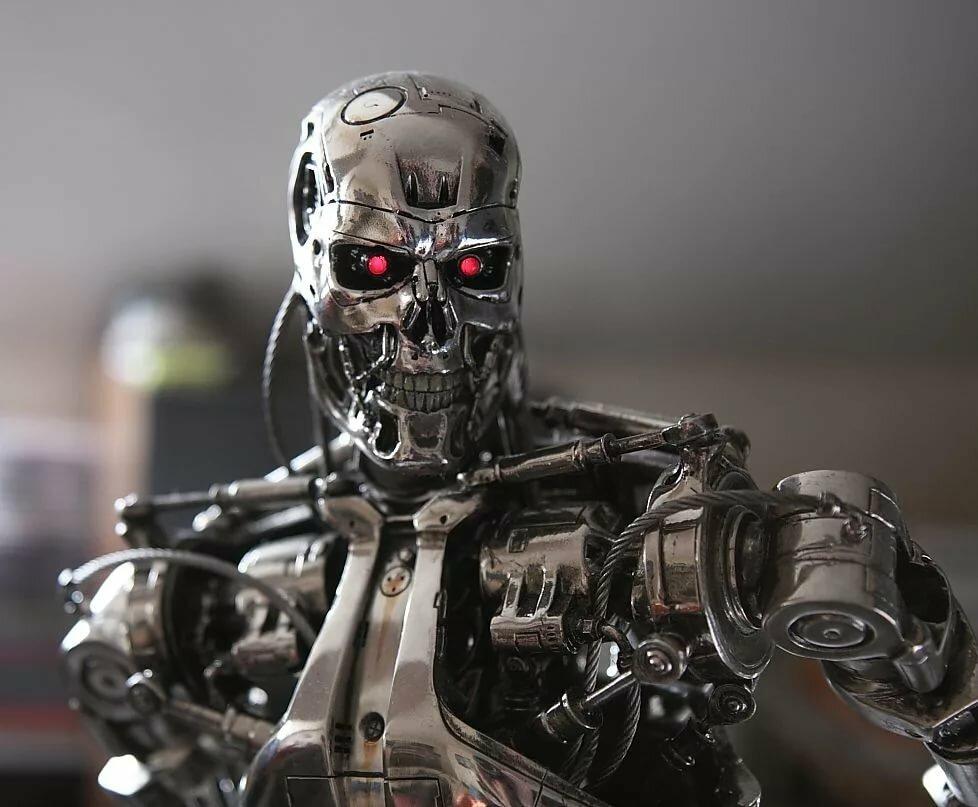 терминатор фото всех роботов ралле поможет