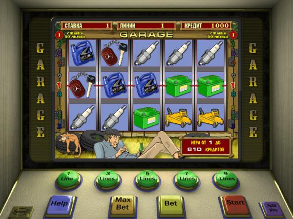 онлайн названия казино