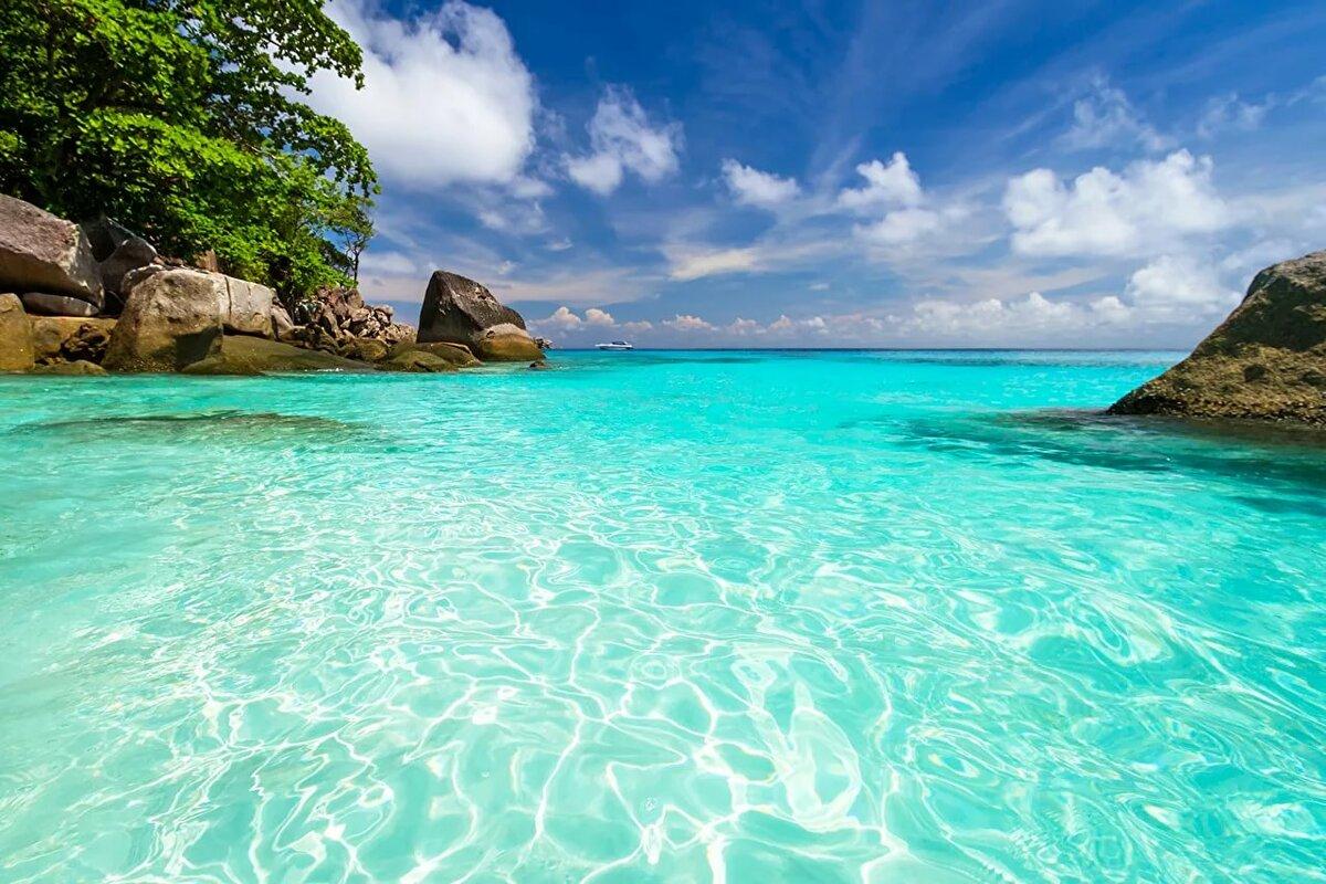 картинки в хорошем качестве море пляж бирюза долгоруковых- это