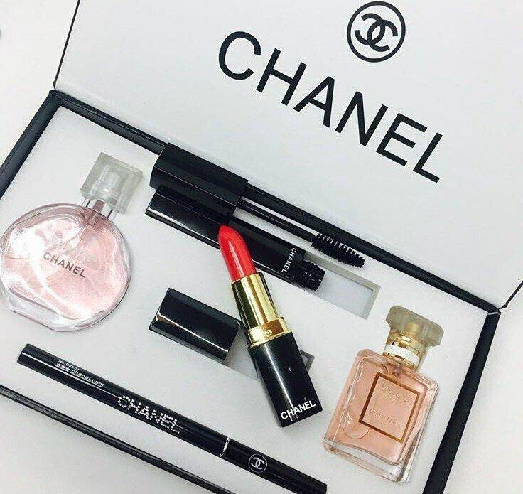 Chanel Present Set набор 5 в 1 в Балашихе