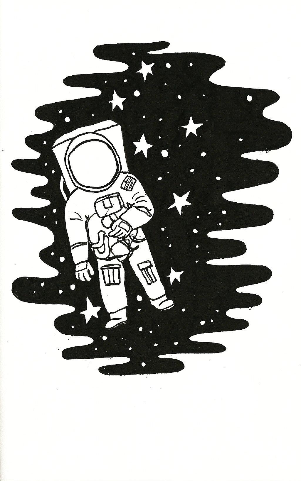 star space drawings - HD1025×1640