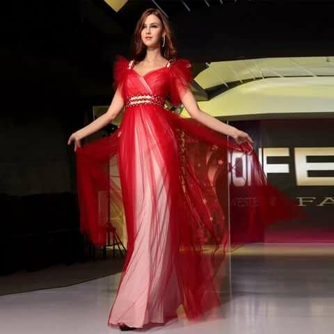 Dorisqueen Evening Prom Dresses V Luv Fash!on