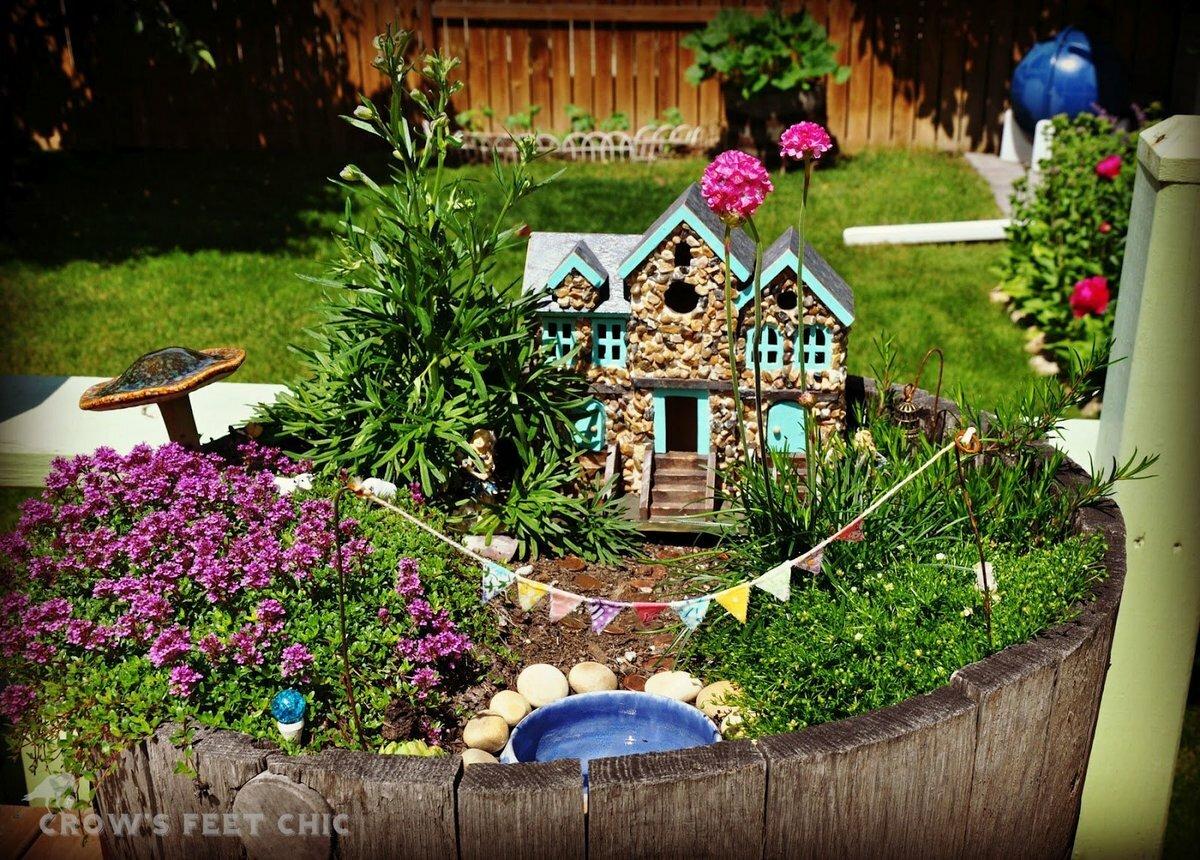 скажу, украсить садовый участок картинки вас любим