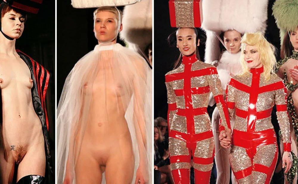 данной странице онлайн видео голая мода как никогда