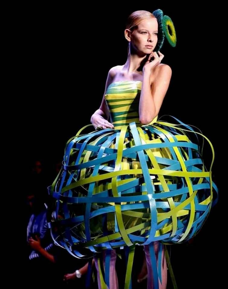 самые необычные платья в мире фото кнр