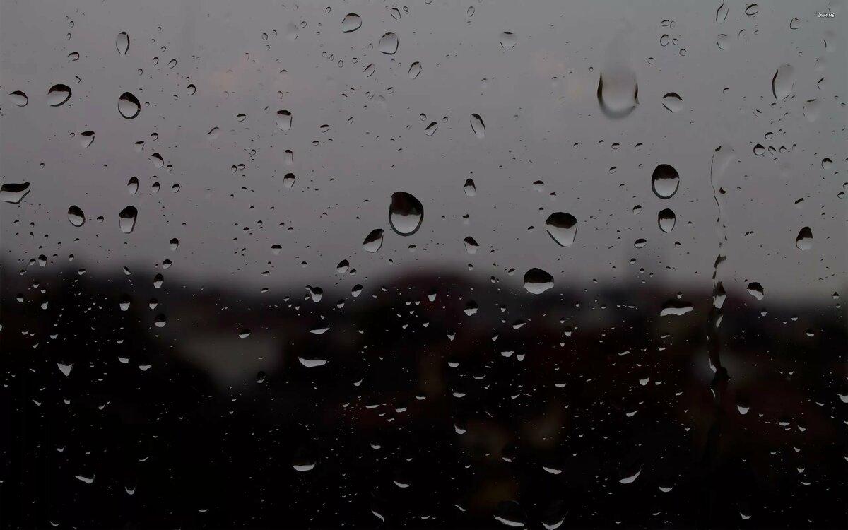 Картинки дождя для рабочего стола