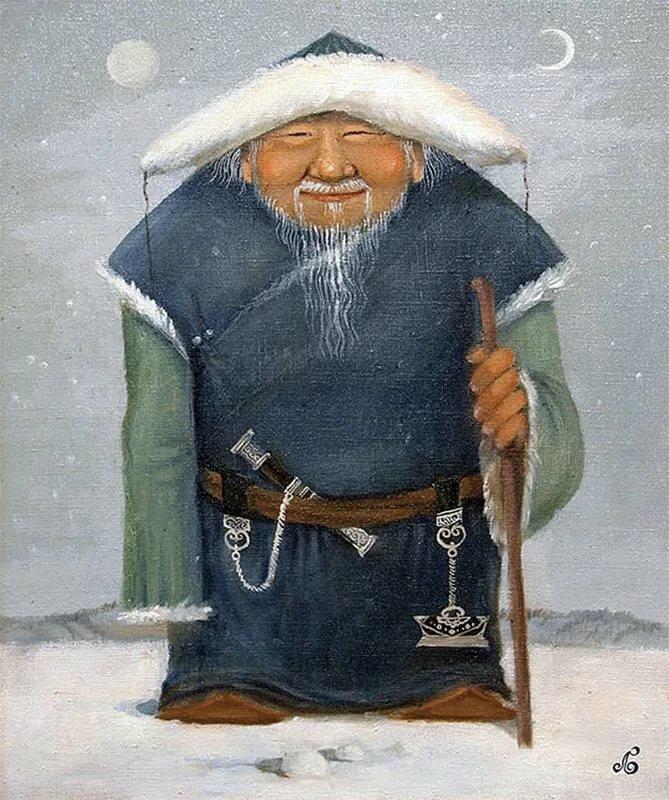 Усть-каменогорске, открытки с восточным новым годом 2019 на монгольском языке