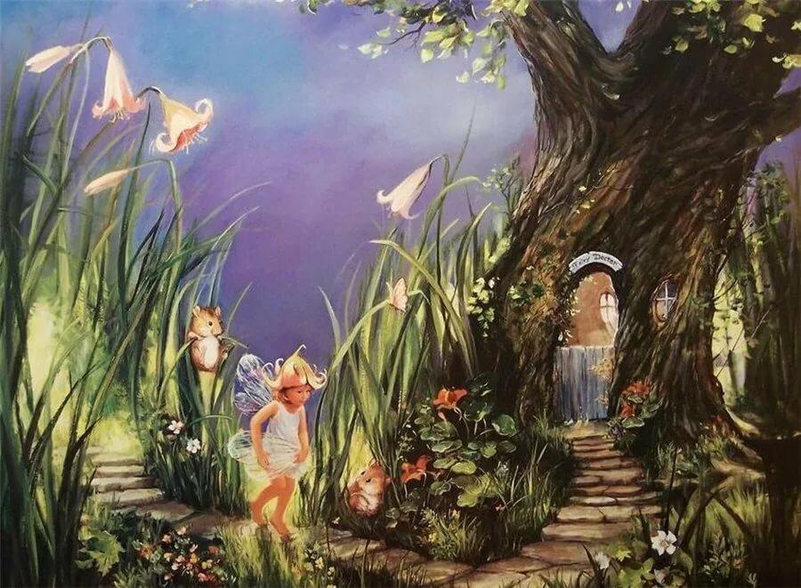 Картинки волшебный мир сказок