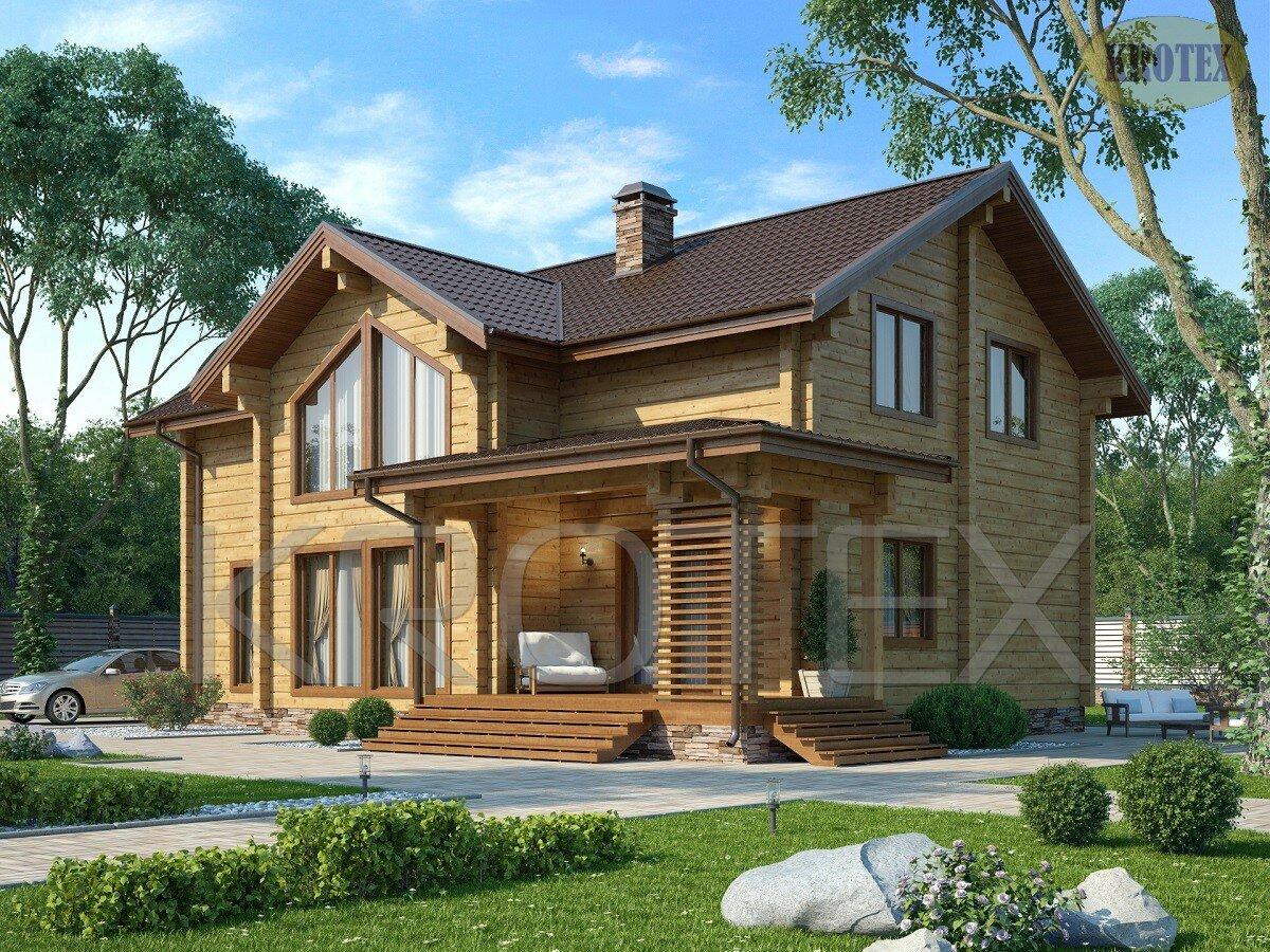 красивые деревянные дома проекты и план фото должны