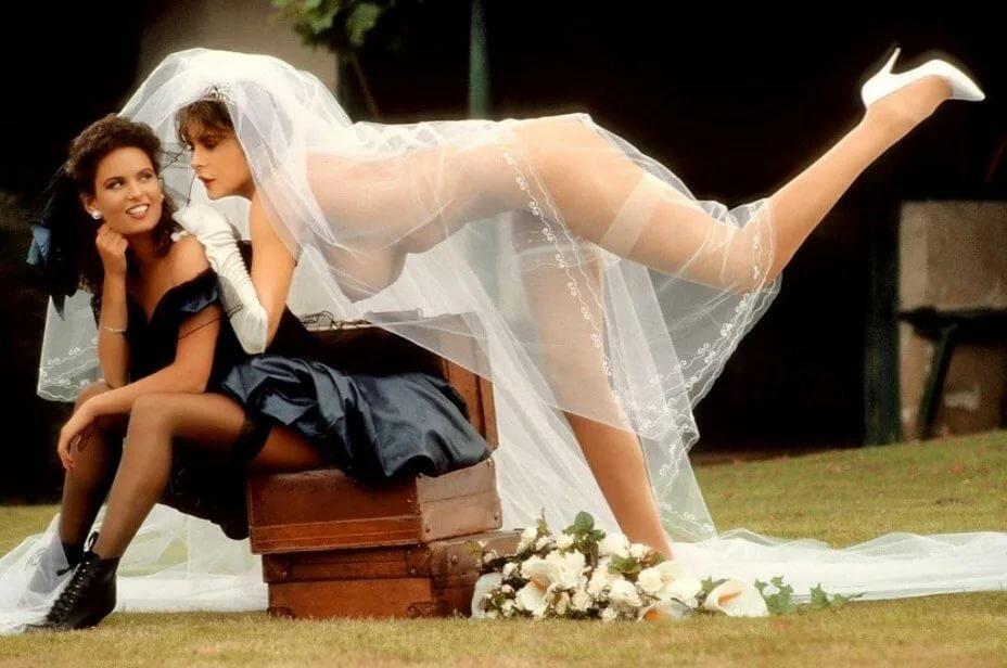 Видео эротика свадьба