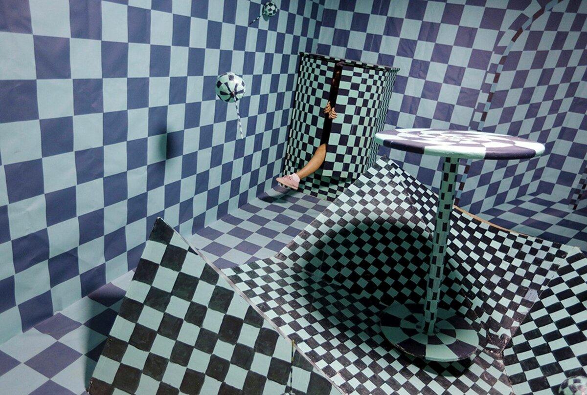 Музей оптические иллюзии картинки