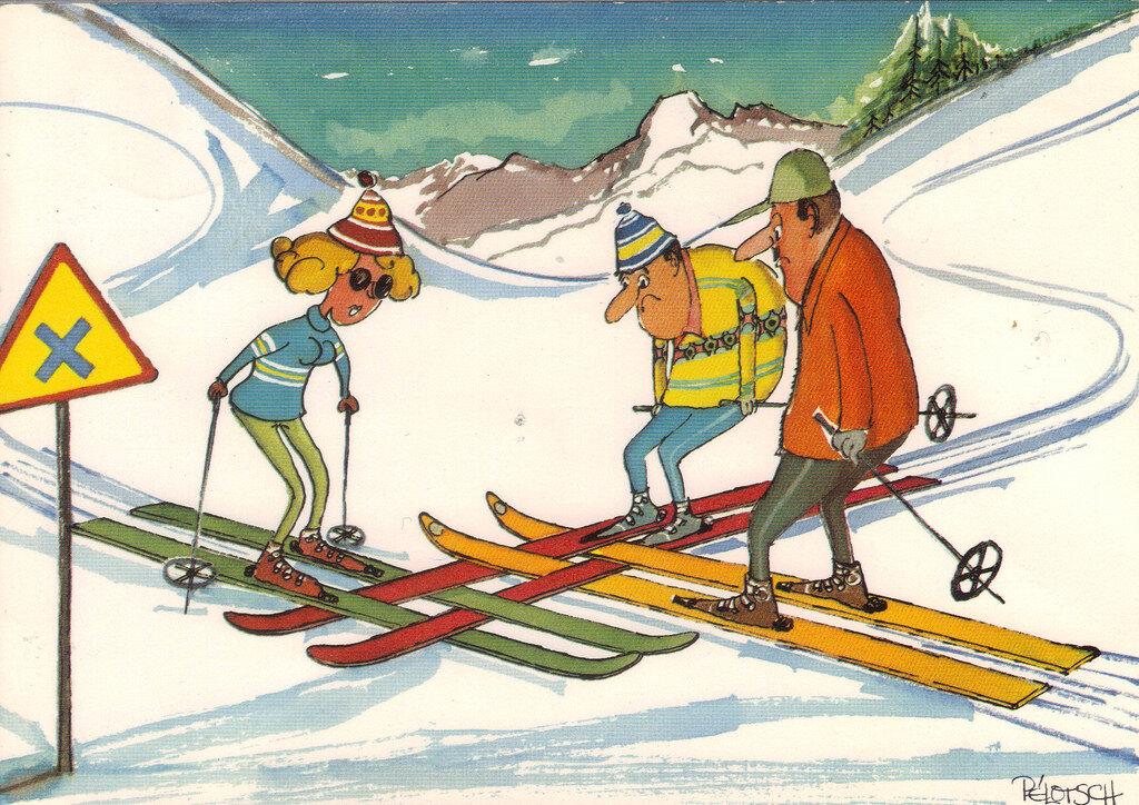 смешные картинки с лыжниками фото для инстаграм
